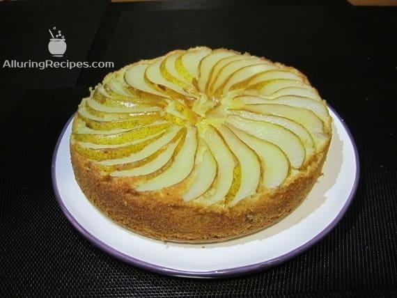 Грушевый пирог / Pear pie