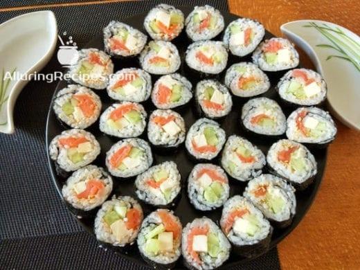 Суши-роллы